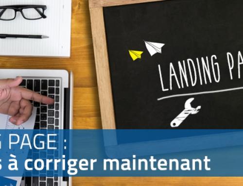 Landing page : 6 erreurs à corriger maintenant