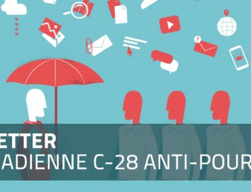 Newsletter: loi anti-pourriels canadienne C-28