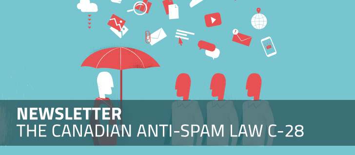 Newsletter: The Canadian Anti-Spam Bill C-28