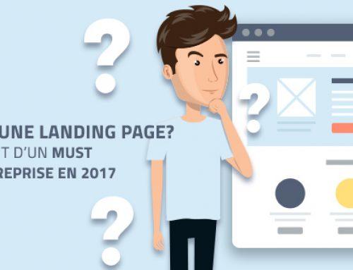 Qu'est-ce qu'une landing page?