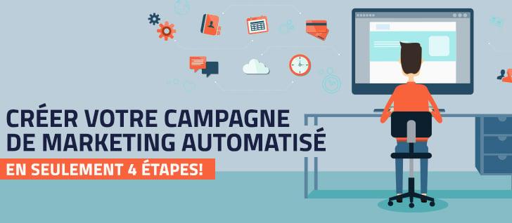 comment faire une campagne de marketing automatisé