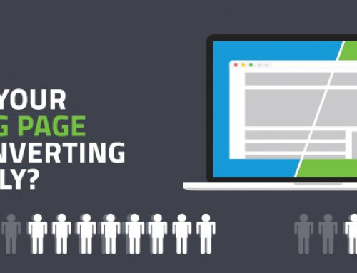 Why Isn't Your Landing Page Converting Properly?