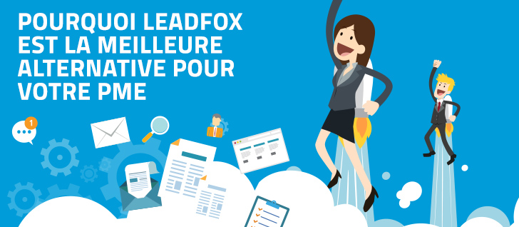 leadfox alternative hubspot pme