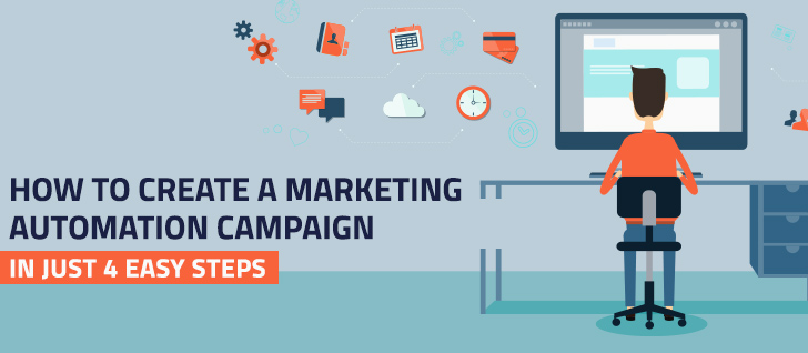 how to create a marketing automation campaign easy