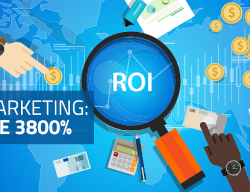 Email marketing: un ROI de 3800%
