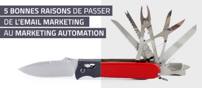 email marketing vs marketing automation