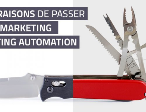 5 bonnes raisons de passer de l'email marketing au marketing automation