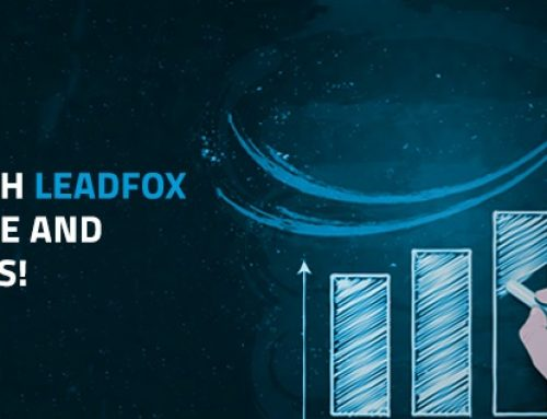 Start with LeadFox in 4 simple and easy steps!