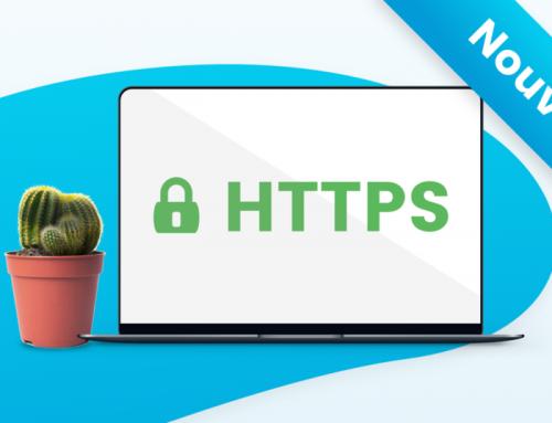 Nouvelle fonctionnalité : HTTPS et plus