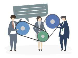 1- Élaborez un scénario pour chaque segment de clients potentiels