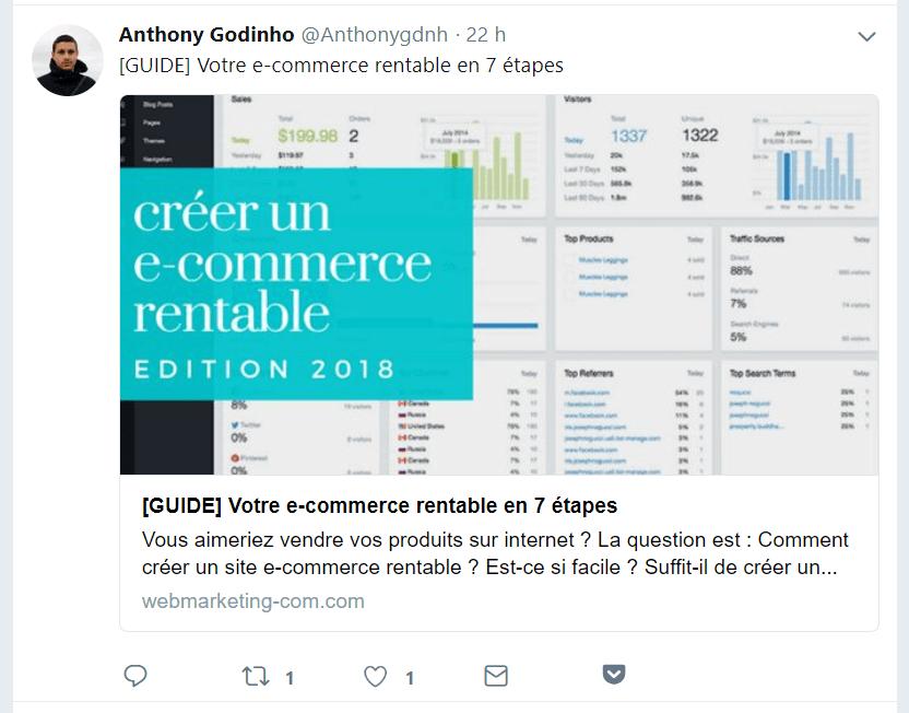2- créer un e-commerce rentable