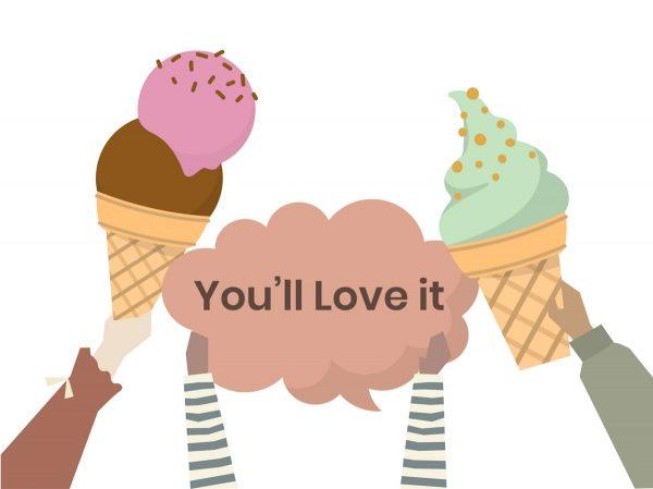 1 - love it