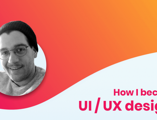 How I became a UI/UX designer