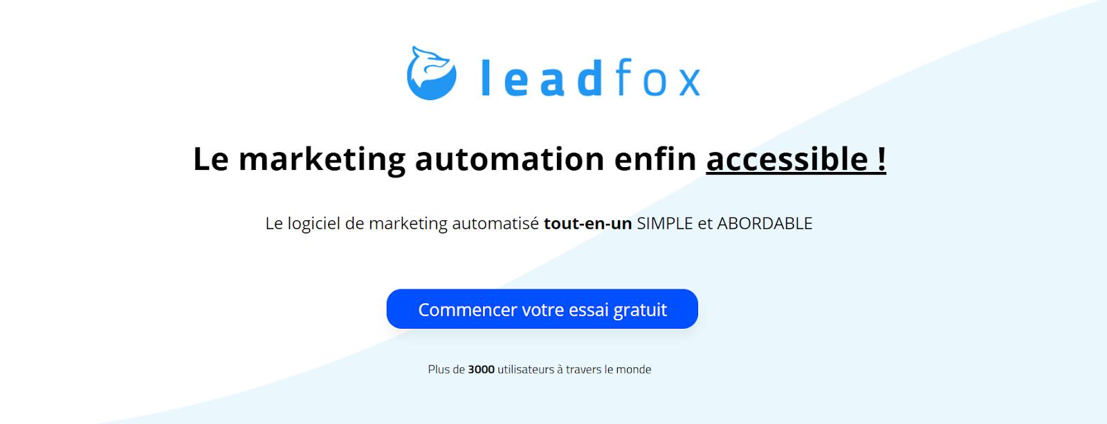 5- bannière marketing automation leadfox