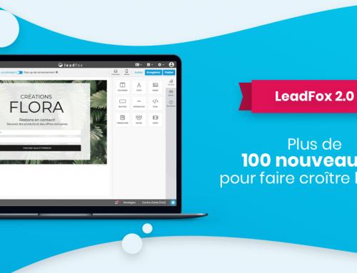 Annonce LeadFox 2.0 – le seul logiciel marketing intégré consacrer à aider les PME francophones dans la commercialisation de leurs produits et services…