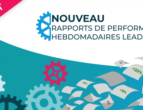 🚀 Lancement des nouveaux rapports de performance hebdomadaires LeadFox
