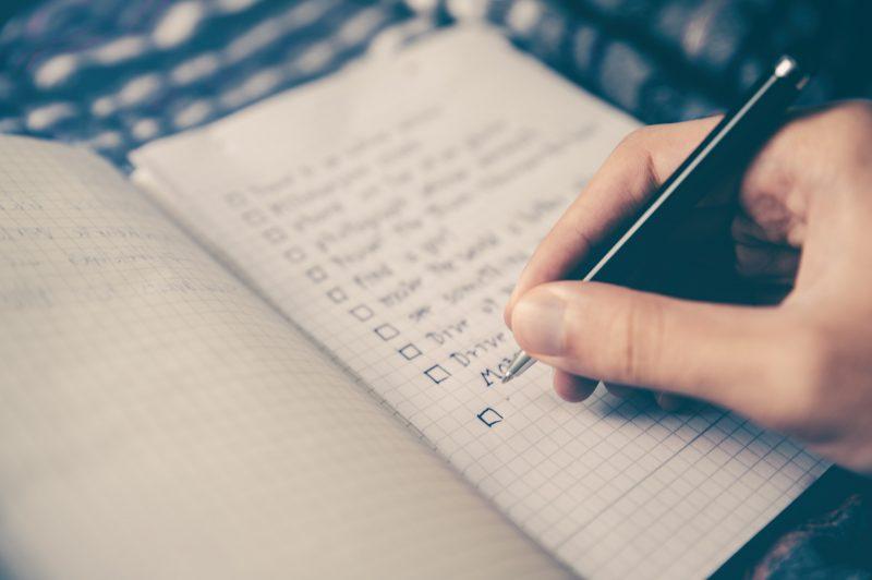 checklist-email