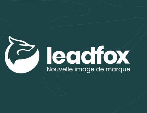 Leadfox dévoile sa toute nouvelle image de marque!